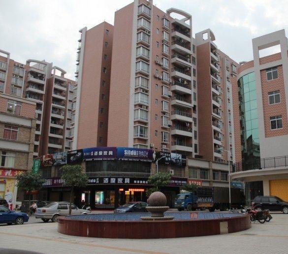 阳春市城南 卓信新城 3室2厅2卫 135平米