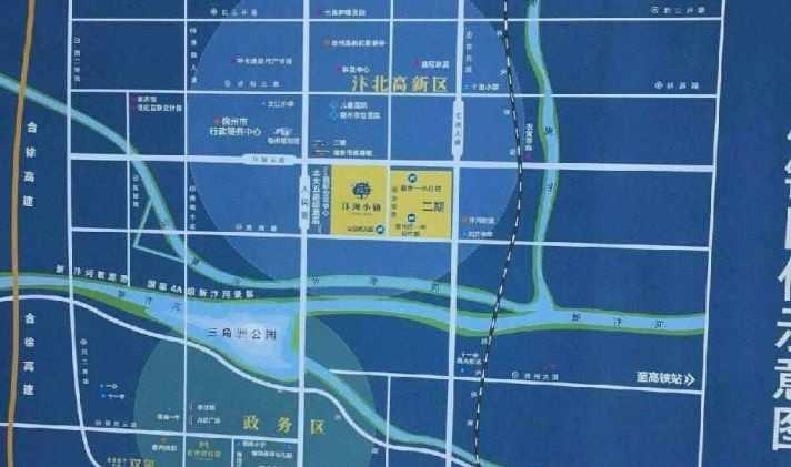 宿州二手房 埇桥区 汴河小镇  1/1 60 万 3室2厅2卫 105㎡ 东南 楼层图片