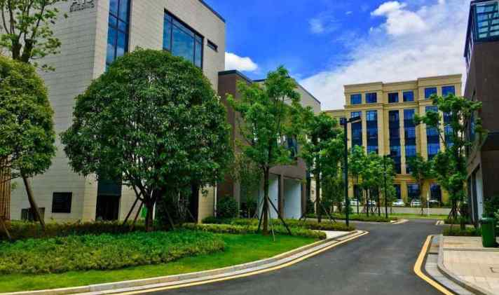 山西智慧科技城(花园式独栋办公,独栋厂房) 500平米