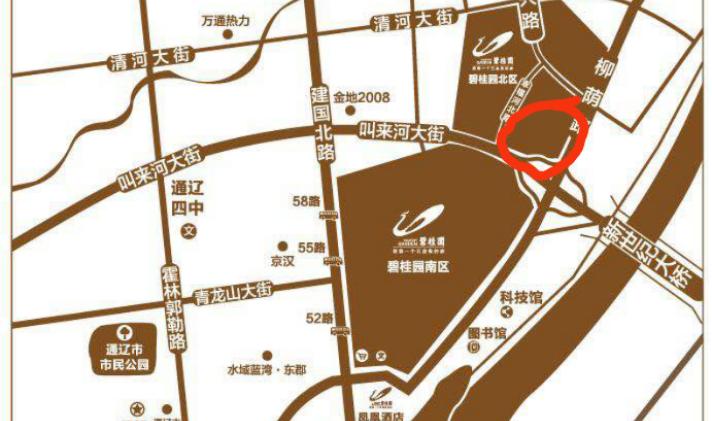 开鲁县_科尔沁左翼中旗地图图片展示_科尔沁左翼中旗地图相关图片下载
