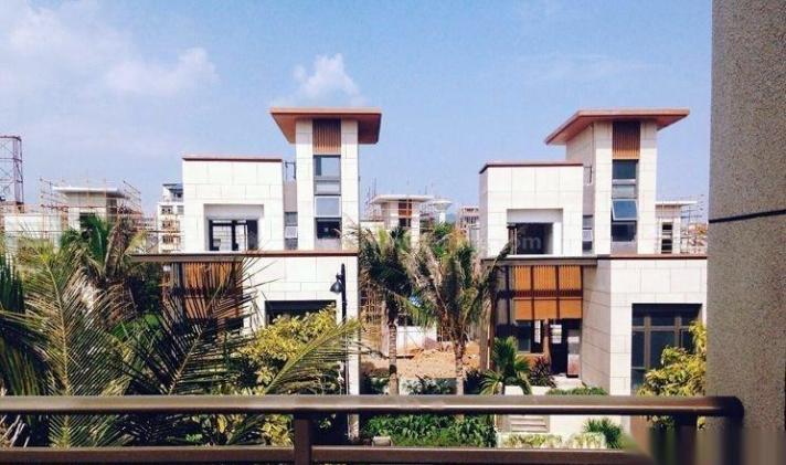 陵水周边三亚景业清水湾3号2室2厅1卫91平米湾双湖别墅图片