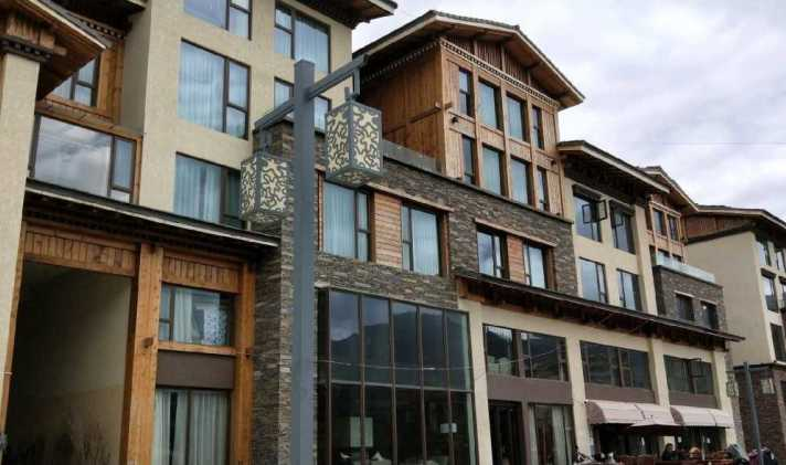 北区时光巴宜林芝别墅1室1厅1卫32平米景周边誉二手天帝尼洋图片