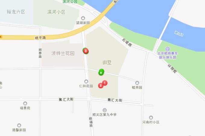 顺义区,马坡,北京御墅图片