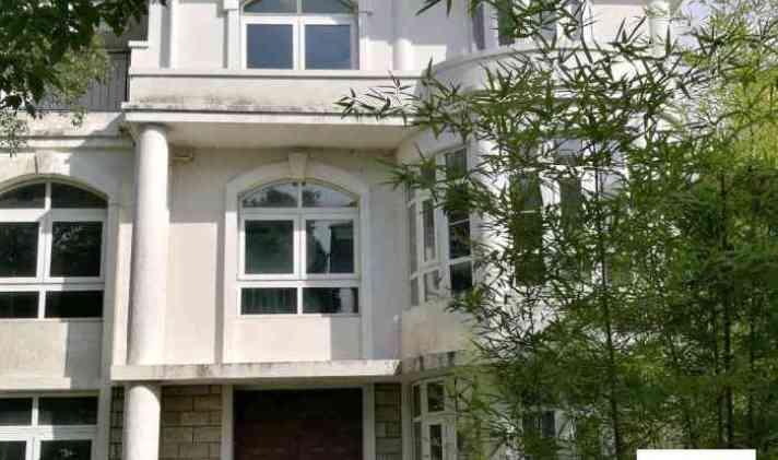 椒江区台州太阳城月亮湾外观5室3厅3卫333平米200别墅平方别墅效果图中式图片