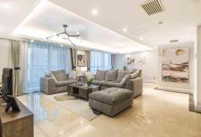 光彩国际公寓3室2厅2卫3阳台高档家私电,设施完善