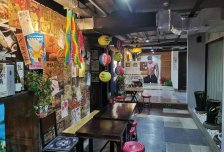 亮马桥(观景亮马河畔)()适合:日料/西餐/酒吧
