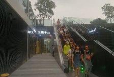 三里屯soho临街旺铺出租,适合一切业态,展示佳人流大。