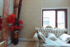 西班牙风格,花园一亩,客厅8米挑空,满二年