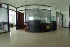 首科大厦108带家具出租,有隔断入住办公